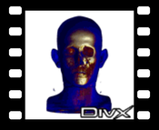 Head - DivX: Context-Preserving Volume Rendering of a human head