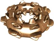 torus: A shell-mapped torus