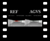 REF vs. AGVS: reference method vs. AGVS comparison