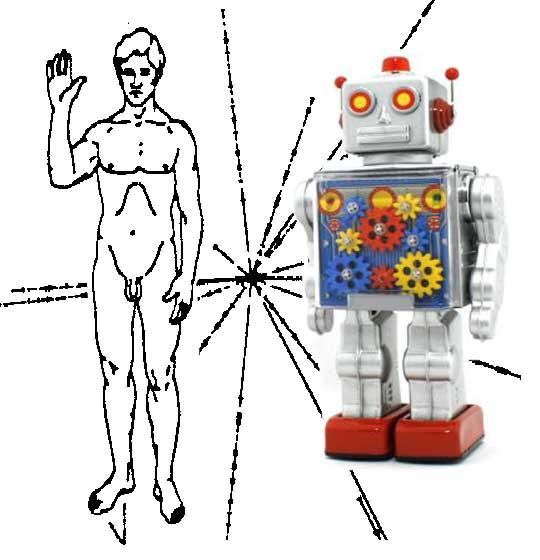 visual machine learning