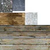 image: a texture atlas
