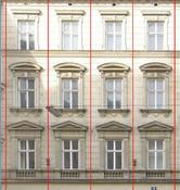 figure: facade segmentation