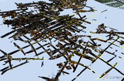 image: Graph model in point cloud