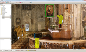 image: Annotations in a point cloud