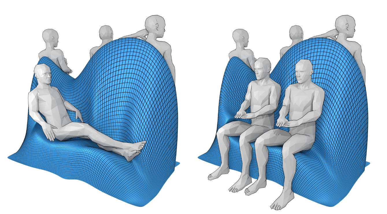Sit Relax Interactive Design Of Body Supporting Surfaces