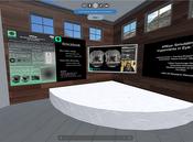 image: live demo in mozilla social hubs room